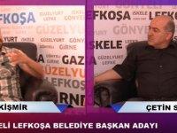 """Çetin Sadeli:""""Sloganın oolsun senin da: 'Yürü da gorkma!' """""""