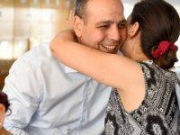 Lefkoşa'da Harmancı'ya  sevgi seli
