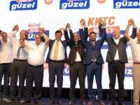 UBP Gazimağusa'da aday tanıtımı gerçekleştirdi