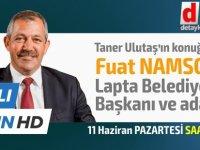 DETAY TV'de Taner Ulutaş'ın konuğu Pazartesi saat 10'da Lapta Belediye Başkanı Fuat Namsoy
