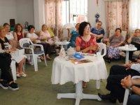 Güngördü'den Yardımsever Kadınlar Birliği'ni ziyaret