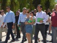 CTP'liler Mağusa'da yürüdü