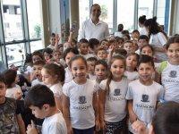 Harmancı Grand Harmony Education Center öğrencilerini kabul etti