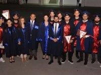 YDÜ Atatürk Eğitim Fakültesi Mezuniyet Töreni Yoğun Katılım İle Açık Havada Gerçekleştirildi