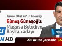 Detay TV'de Taner Ulutaş'ın konuğu Mağusa Başkan adayı Güneş Güneşoğlu