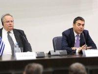 """Yunanistan ve Makedonya """"isim sorunu"""" anlaşmasını imzaladı"""