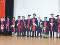 YDÜ İnşaat ve Çevre Mühendisliği Fakültesi Mezuniyet Töreni Gerçekleştirildi