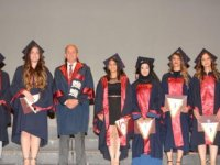 YDÜ Sağlık Hizmetleri Meslek Yüksekokulu 11. Dönem Mezuniyet Töreni yapıldı