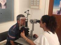 """""""Güzelyurt Sağlık Merkezi'nde artık tam zamanlı göz doktoru da görev başında"""""""