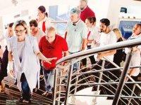 Gencay Eroğlu LTB'yi ziyaret ederek çalışanlarla görüştü