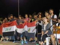 """LAÜ'de """"Arabistan Geceleri""""düzenlendi"""