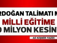 Ali Kişmir Yazdı; İlahiyat'ta BEYEFENDİ hassasiyeti