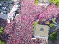 Muharrem İnce: Ankara'da olmuş 2 milyon kişi, İstanbul'da 5 mi, 6 mı olur bunu bilmiyorum