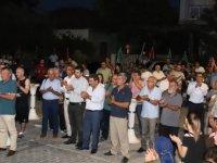 Alayköy'de Manisoy projelerini açıkladı