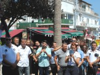 Güngördü Girne halkına teşekkür etti
