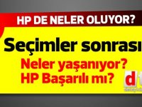 Yerel seçim sonrası HP'de neler oluyor? Ulutaş ve Kişmir Detay TV'de yorumluyor