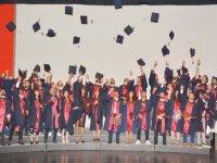 YDÜ 2017-2018 Bahar Dönemi Mezuniyet Törenleri, Spor Bilimleri Fakültesi İle Son Buldu