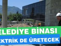 Girne Belediyesi yeni hizmet binası projesinin yüzde 80'i tamamlandı