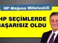 HP Milletvekili Topal: Yerel seçimlerde başarısız olduk!