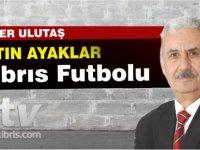 Taner Ulutaş ile Altın Ayaklar- Kıbrıs Futbolu yayına başlıyor