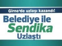 Girne Belediyesi ile Devrimci Genel İş arasında uzlaşıya varıldığı açıklandı