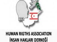 KKTC İnsan Hakları Derneği, Anastasiadis'in mentalite değiştirmesi gerektiğini belirtti