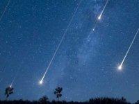 Yapay meteor yağmuru için geri sayım başladı