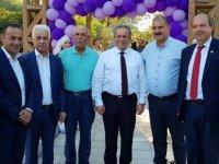 Çamlıbel 7. Domates Festivali başladı