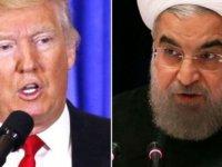 Trump İran lideri Ruhani'yle 'görüşmeye hazır'