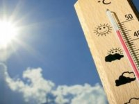 Meteoroloji Dairesi; Hava sıcak ve nemli hava kütlesi etkisi altında kalacak