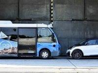 Yerli ve elektrikli minibüs tam not aldı! İşte BMW motorlu Karsan Jest Electric