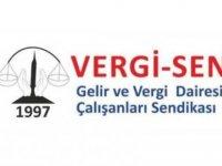 Motorlu Araçlar Ve Ehliyetler Birimi Girne Şubesi'nde greve gidildi