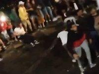 Müzik festivalinde platform çöktü: Çok sayıda yaralı var!