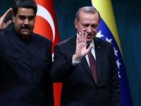 Maduro'nun yardımcısı altın için Çorum'a gidiyor