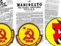 DKB: Komunistler, Komünist Partisi'nin yeniden örgütlenmesi göreviyle karşı karşıya