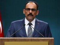 İbrahim Kalın: Türkiye kimseyle ekonomik savaştan yana değil