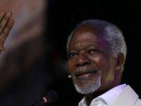 Kofi Annan, hayatını kaybetti