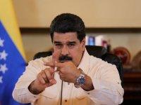 Maduro:Venezuela'daki darbe girişimi çöktü