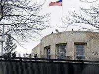 Ankara'daki ABD Büyükelçiliği önünde silah sesleri