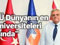 """""""DAÜ dünyanın en iyi üniversiteleri arasında"""""""