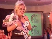 İngiltere'deki güzellik yarışmasını Down sendromlu model kazandı