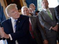 Trump: Brunson'ı almak için savaşıyoruz