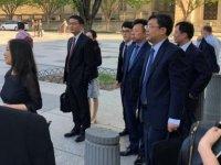 Çin ve ABD arasındaki görüşmeler tamamlandı