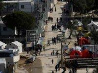 Yunan mülteci kampında şiddet: 'Burası Suriye'deki savaşın daha çirkin hali'