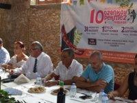 10. Ozanköy Pekmez Festivali Cuma günü başlıyor