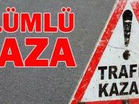 Lefkoşa'da kazada 1 kişi hayatını kaybetti