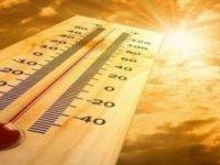 Yüksek hava sıcaklıkları ay sonuna kadar devam edecek