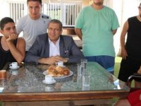 Arter İrfan Nadir Rehabilitasyon Merkezi'ni ziyaret etti