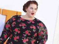 Cosmopolitan'a kapak olan obez model tartışma yarattı