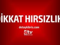 Karpaz'da su hırsızlığı